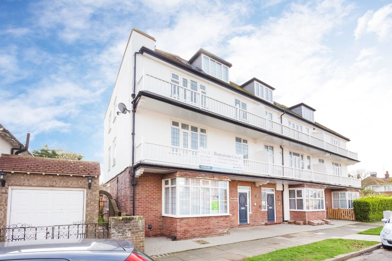 Properties Sold Subject To Contract in Beresford Gardens Cliftonville