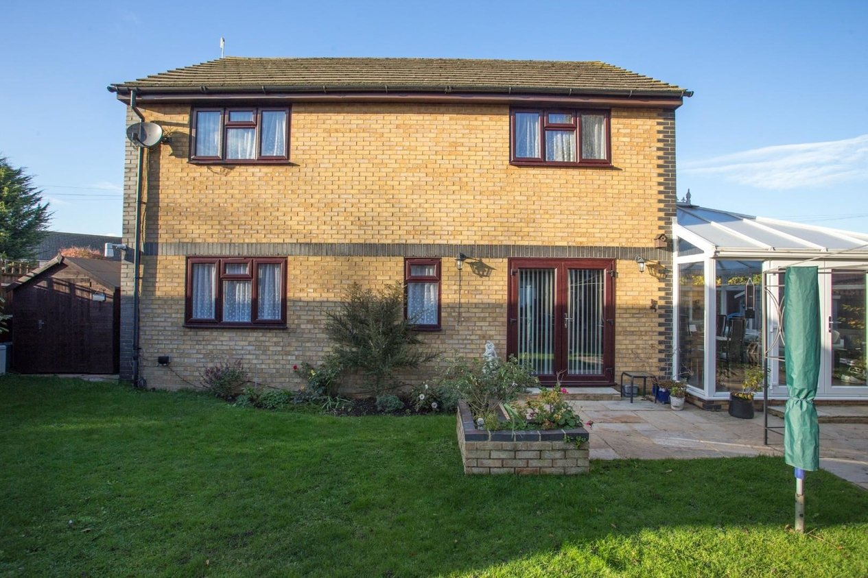 Properties Sold Subject To Contract in Briar Close Aylesham