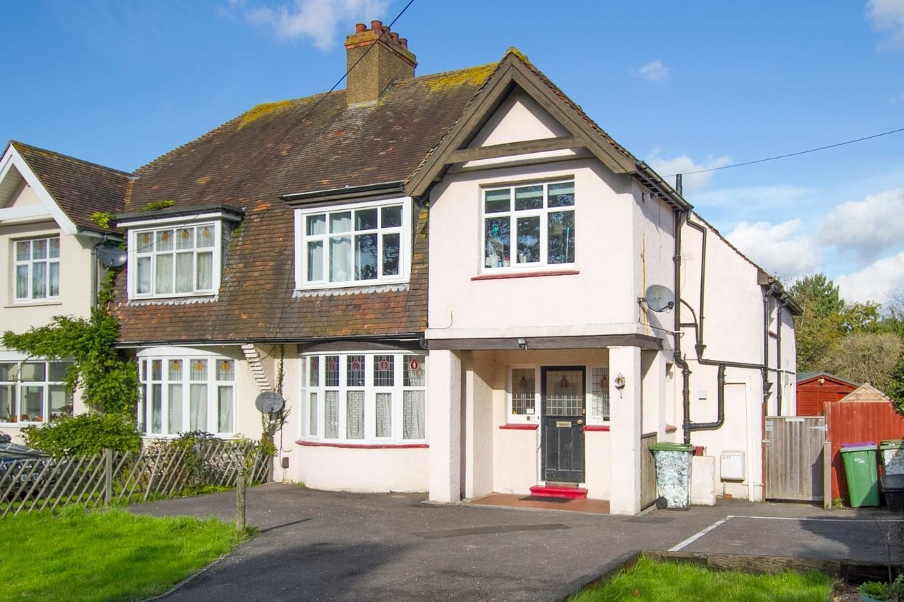 Properties Sold Subject To Contract in Cheriton Road