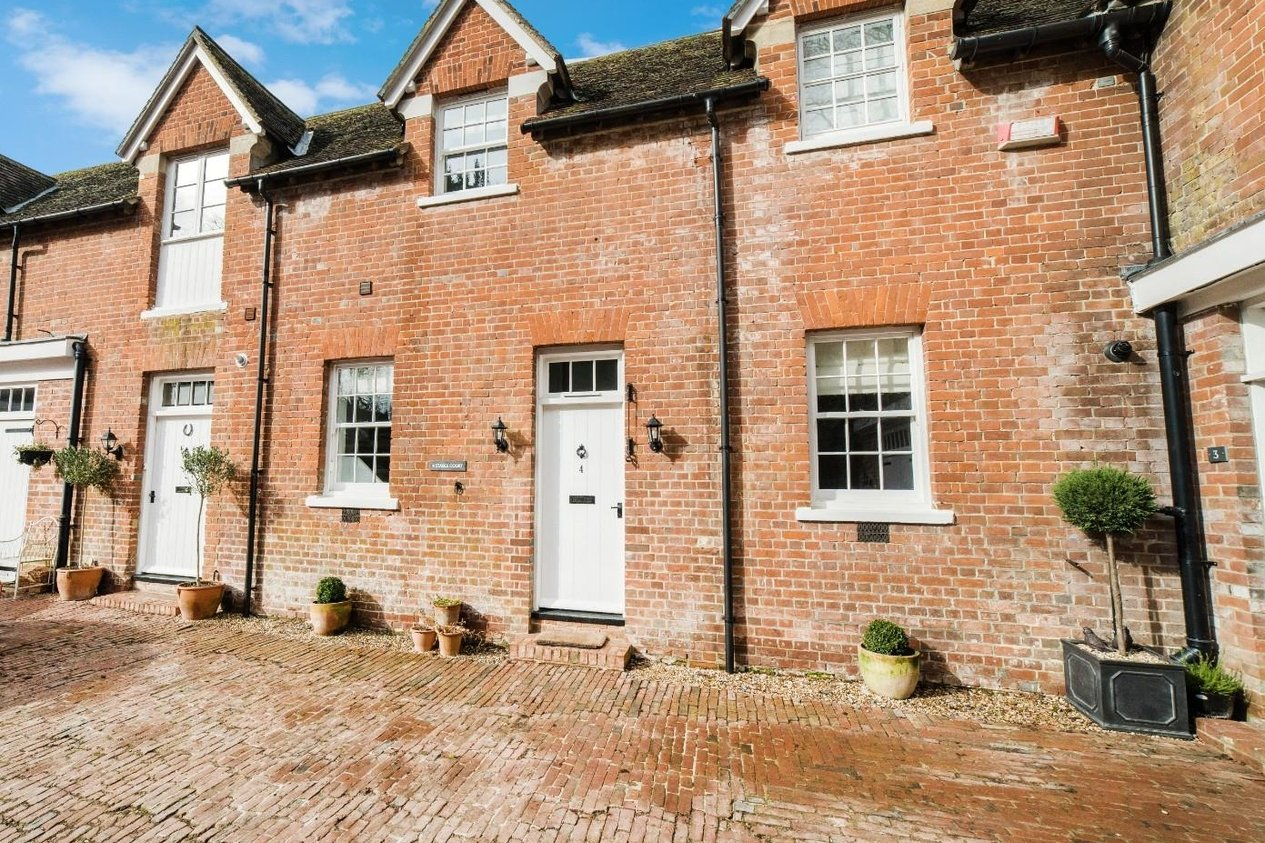 Properties For Sale in Chilham Castle Estate Chilham