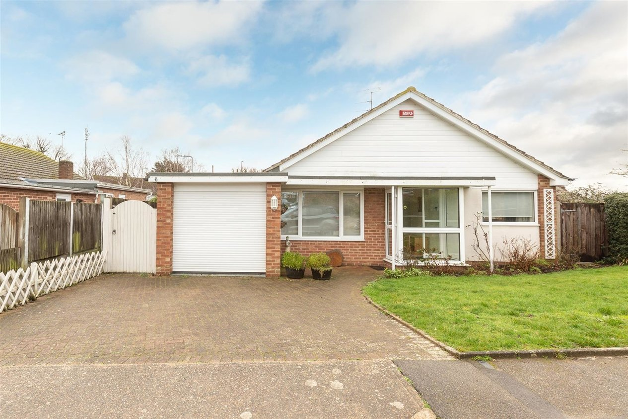 Properties Sold Subject To Contract in Conway Close