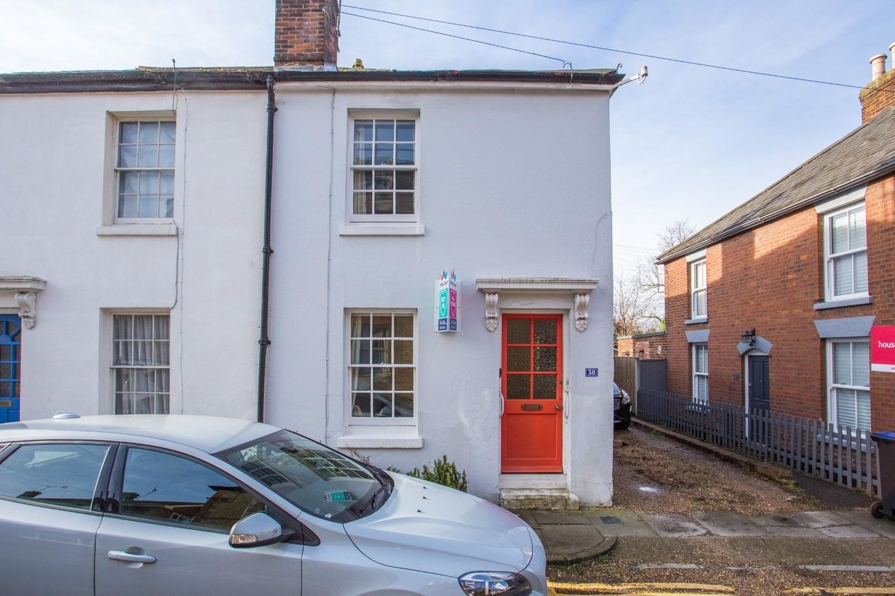 Properties Sold Subject To Contract in Cossington Road