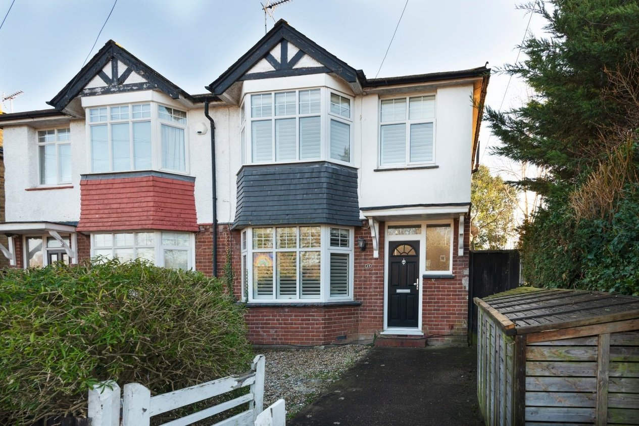 Properties Sold Subject To Contract in Crawford Road