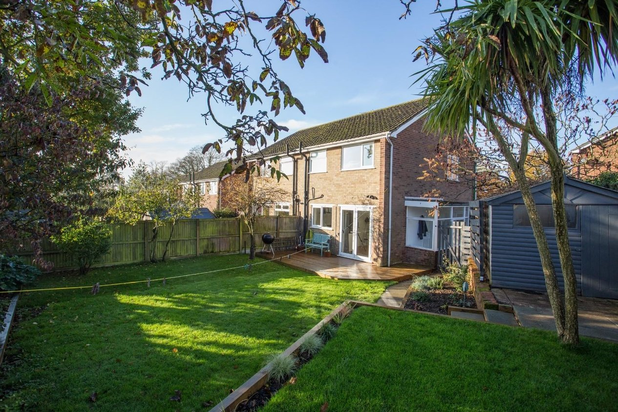 Properties Sold Subject To Contract in Delaware Close Sturry