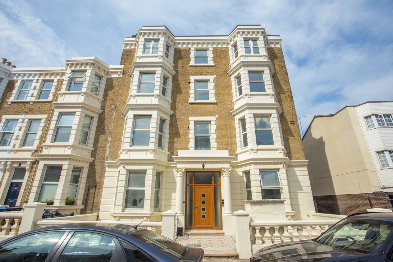 Properties Sold Subject To Contract in Edgar Road Cliftonville
