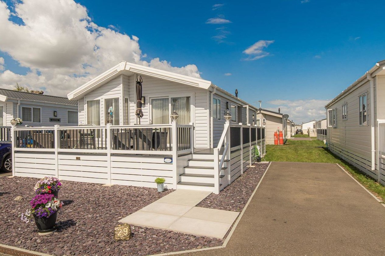 Properties For Sale in Alberta Lodge Holiday Park, Oyster Gardens, Faversham Road