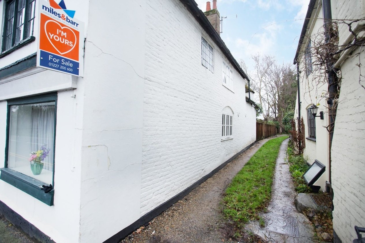 Properties Sold Subject To Contract in High Street Wingham