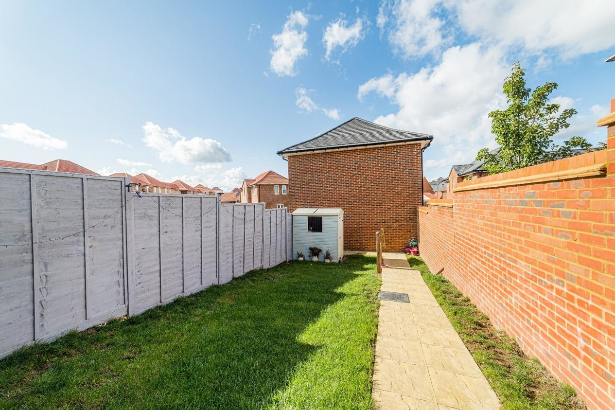 Properties Sold Subject To Contract in Hobnail Path Aylesham