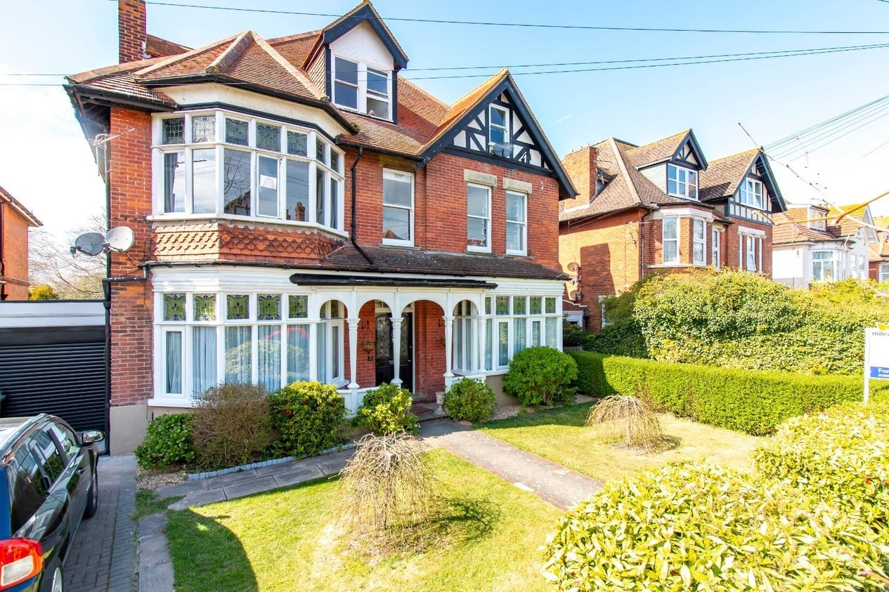 Properties Sold Subject To Contract in Julian Road