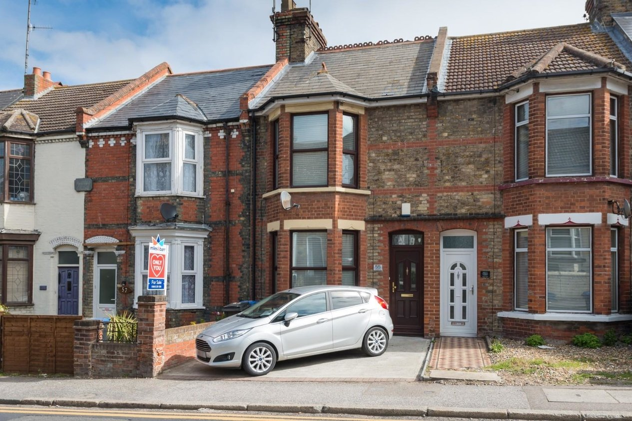 Properties Sold Subject To Contract in Margate Road