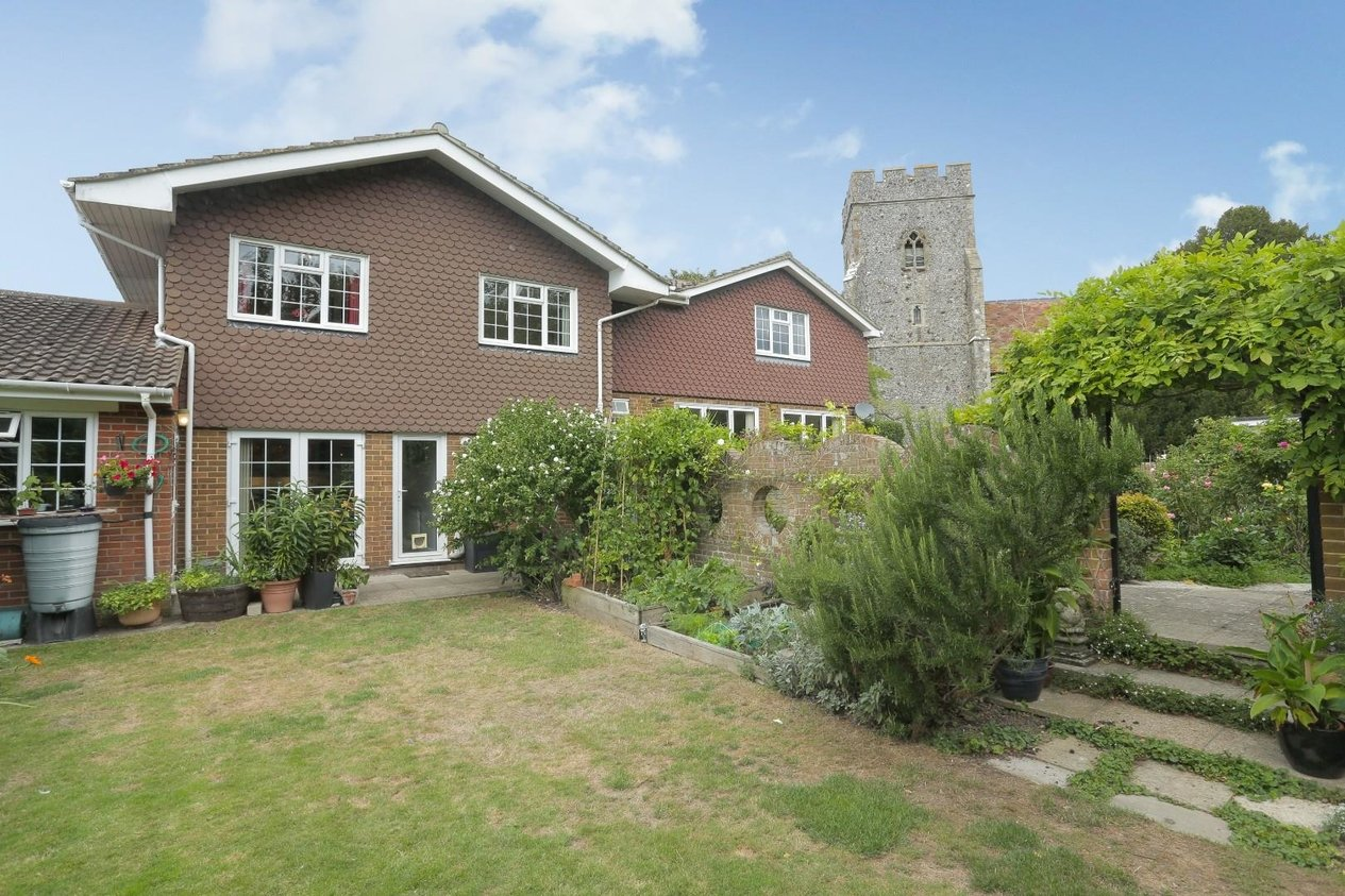 Properties Sold Subject To Contract in Mongeham Church Close Great Mongeham