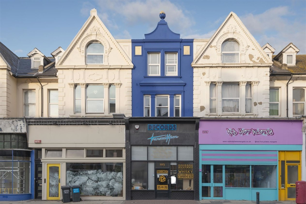 Properties Sold Subject To Contract in Northdown Road Cliftonville