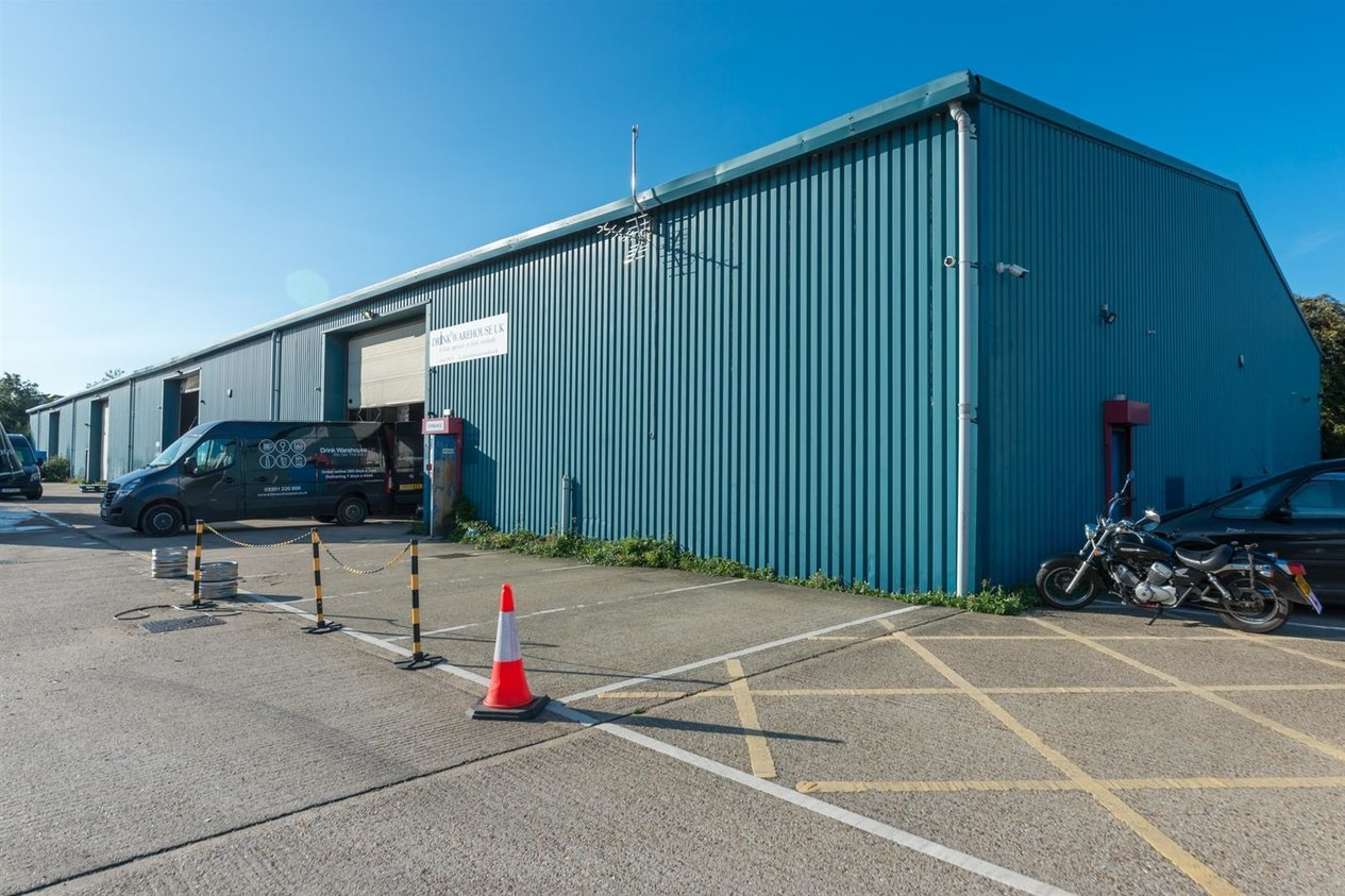 Properties To Let in Old Timber Yard Industrial Estate Manston Road