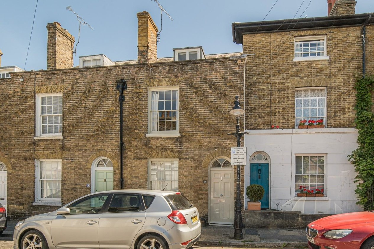 Properties Sold Subject To Contract in Orchard Street