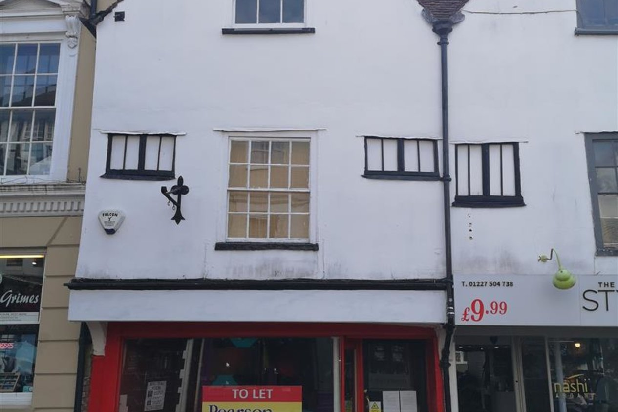 Properties To Let in St. Peters Street