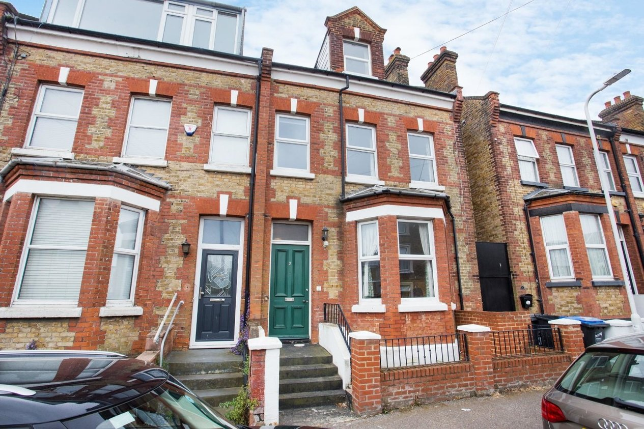 Properties Sold Subject To Contract in Stanley Road Cliftonville