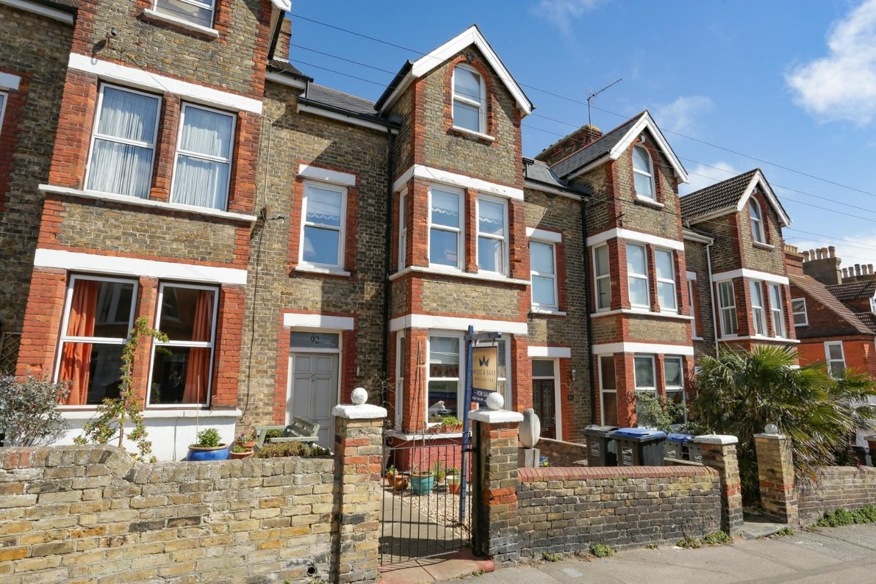 Properties Sold Subject To Contract in Thanet Road