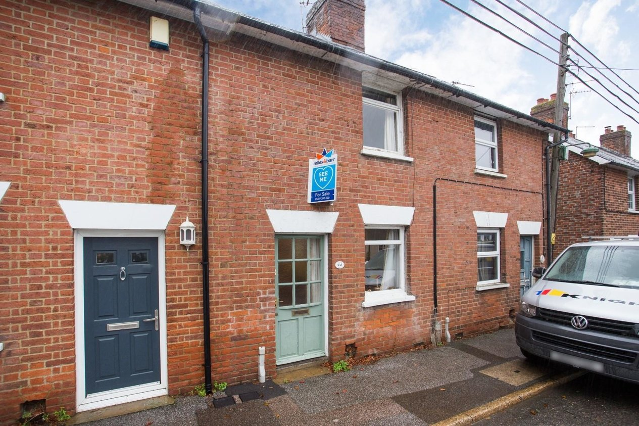 Properties Sold Subject To Contract in The Hill Littlebourne