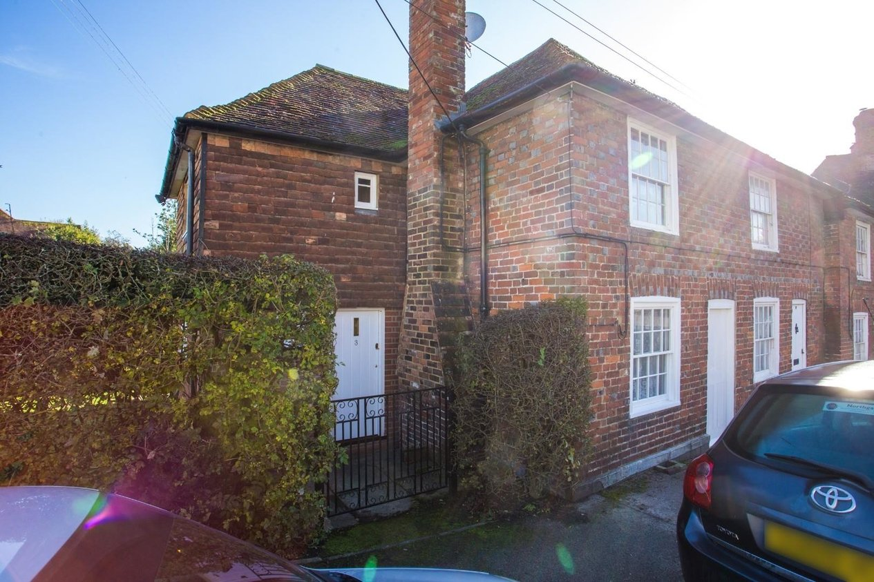 Properties Sold Subject To Contract in The Street Petham