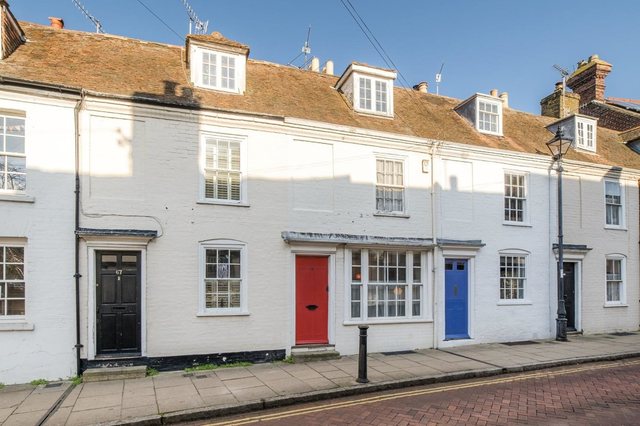 Properties Sold Subject To Contract in West Street