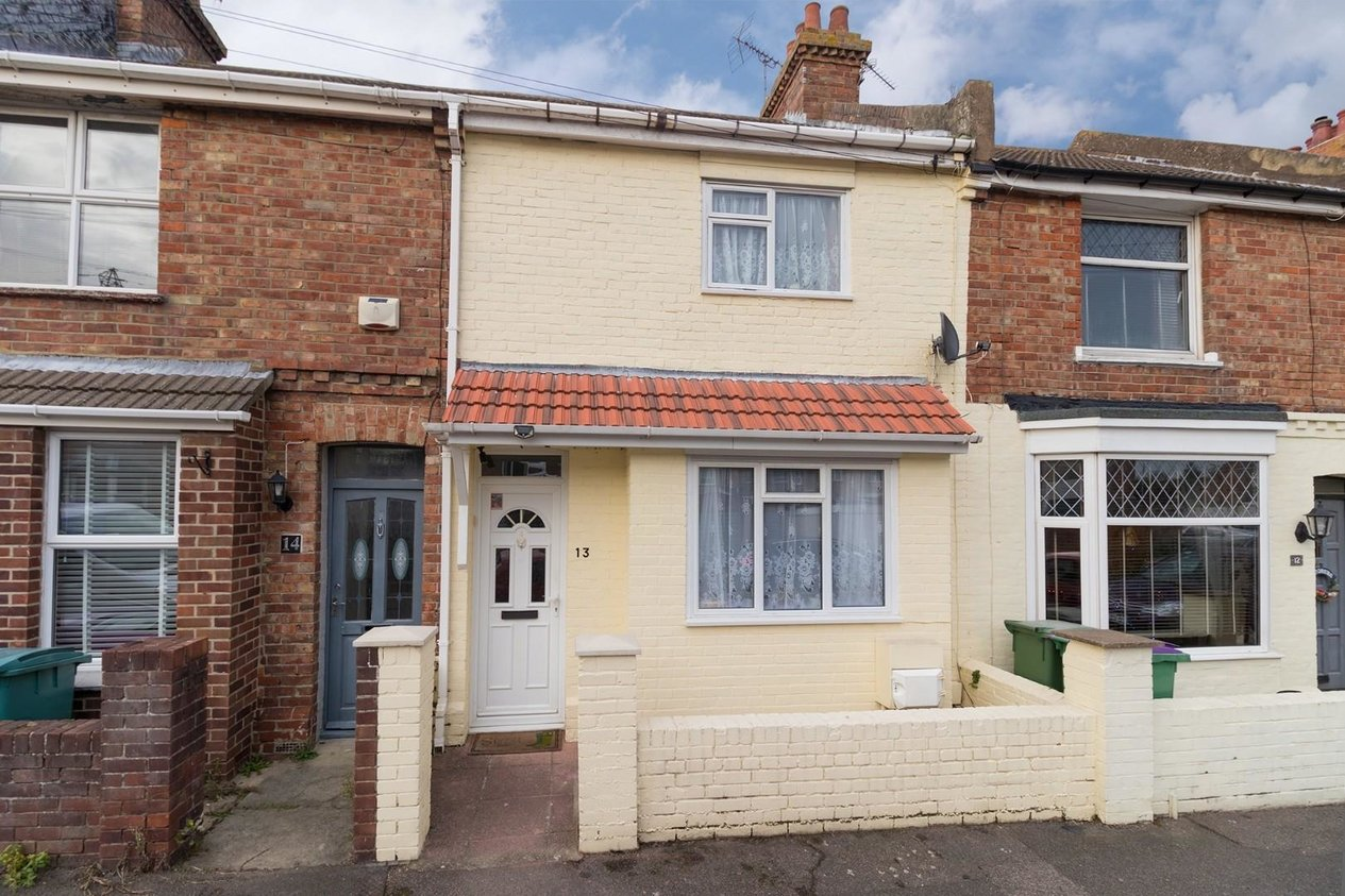 Properties Sold Subject To Contract in Whitby Road