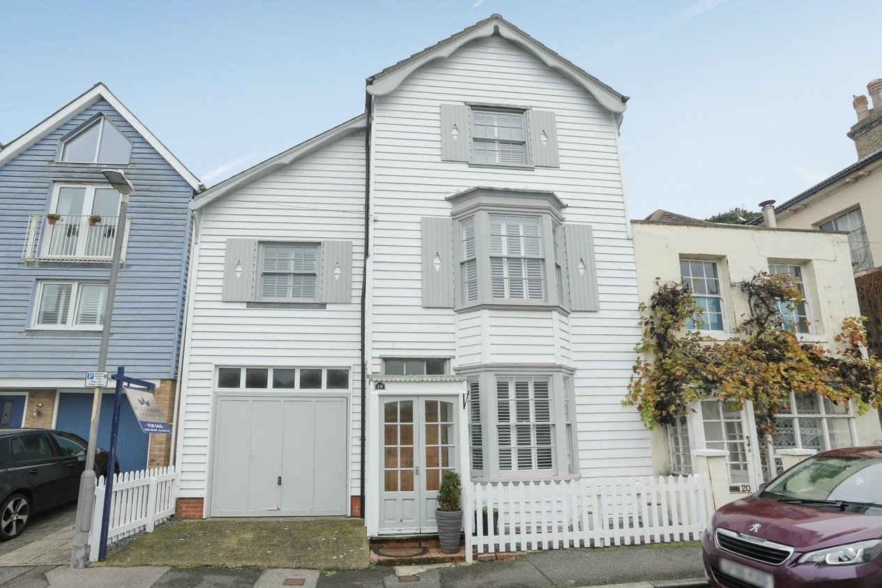 Properties Sold Subject To Contract in Wilberforce Road Sandgate