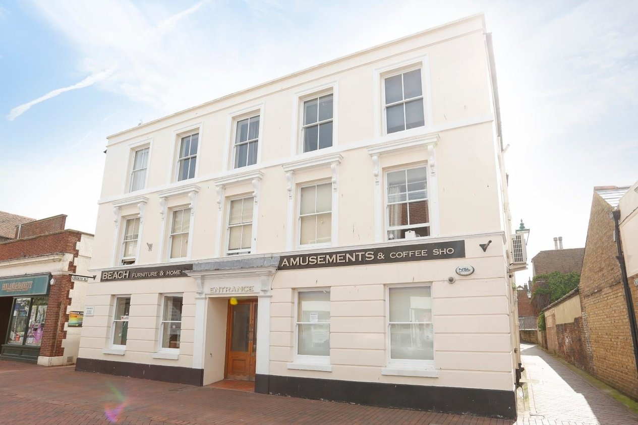 Properties Available Investment Opportunity in Strand House, 36 High Street Dover