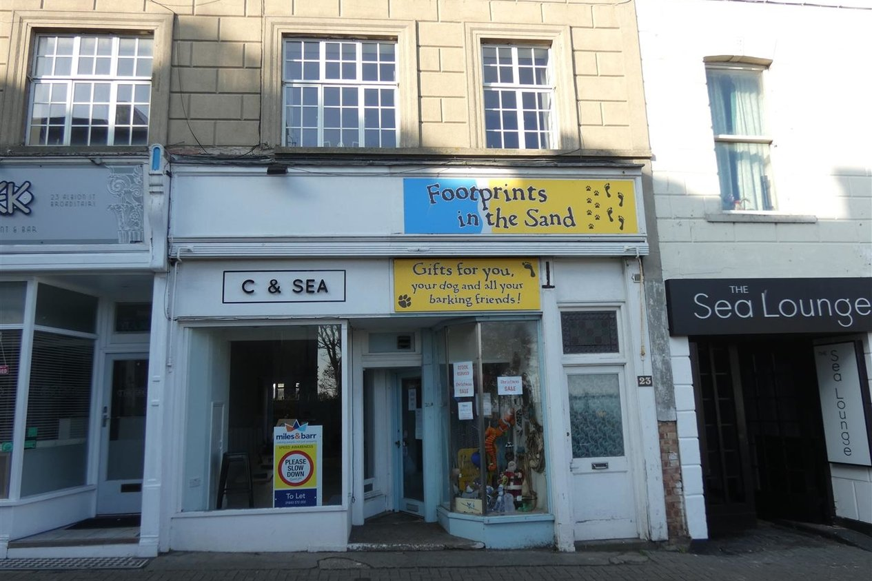 Properties Let Agreed in Albion Street