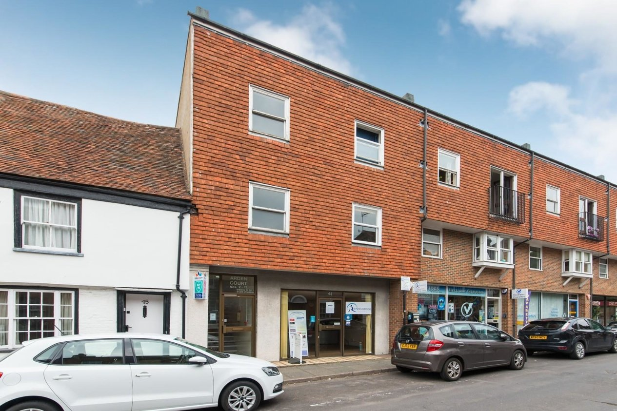 Properties Let Agreed in Arden Court Dover Street