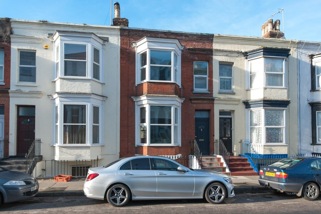 Properties Let Agreed in Belgrave Road