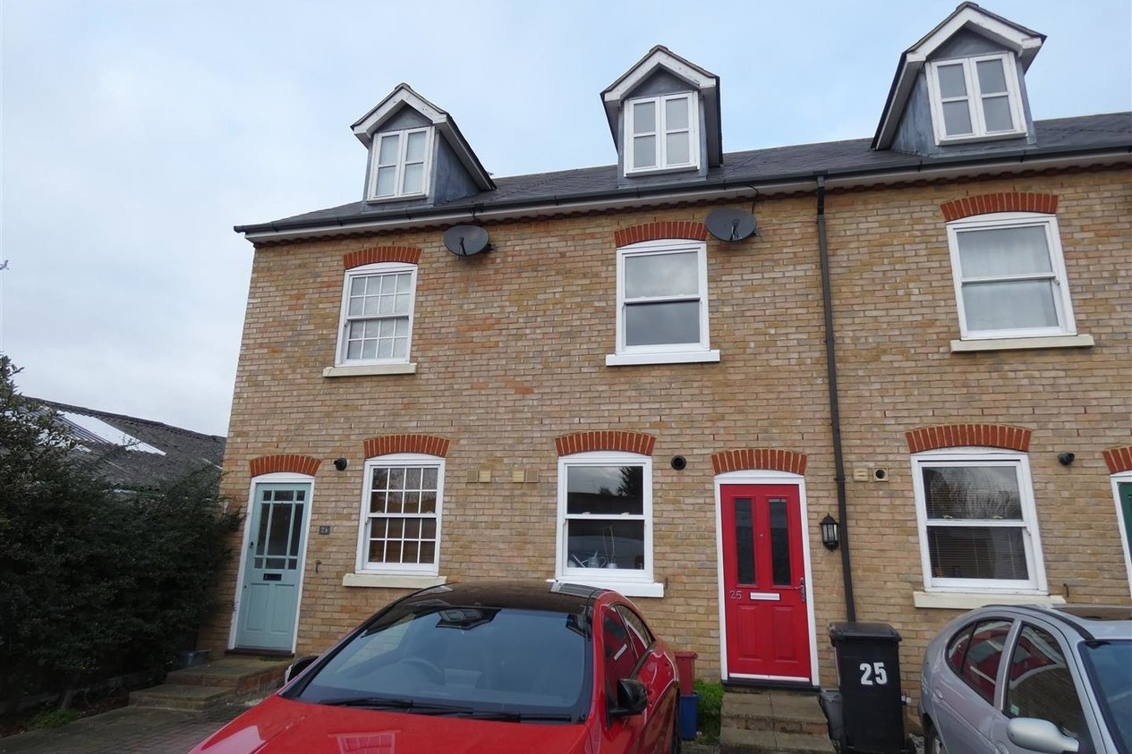 Properties Let Agreed in Beresford Road