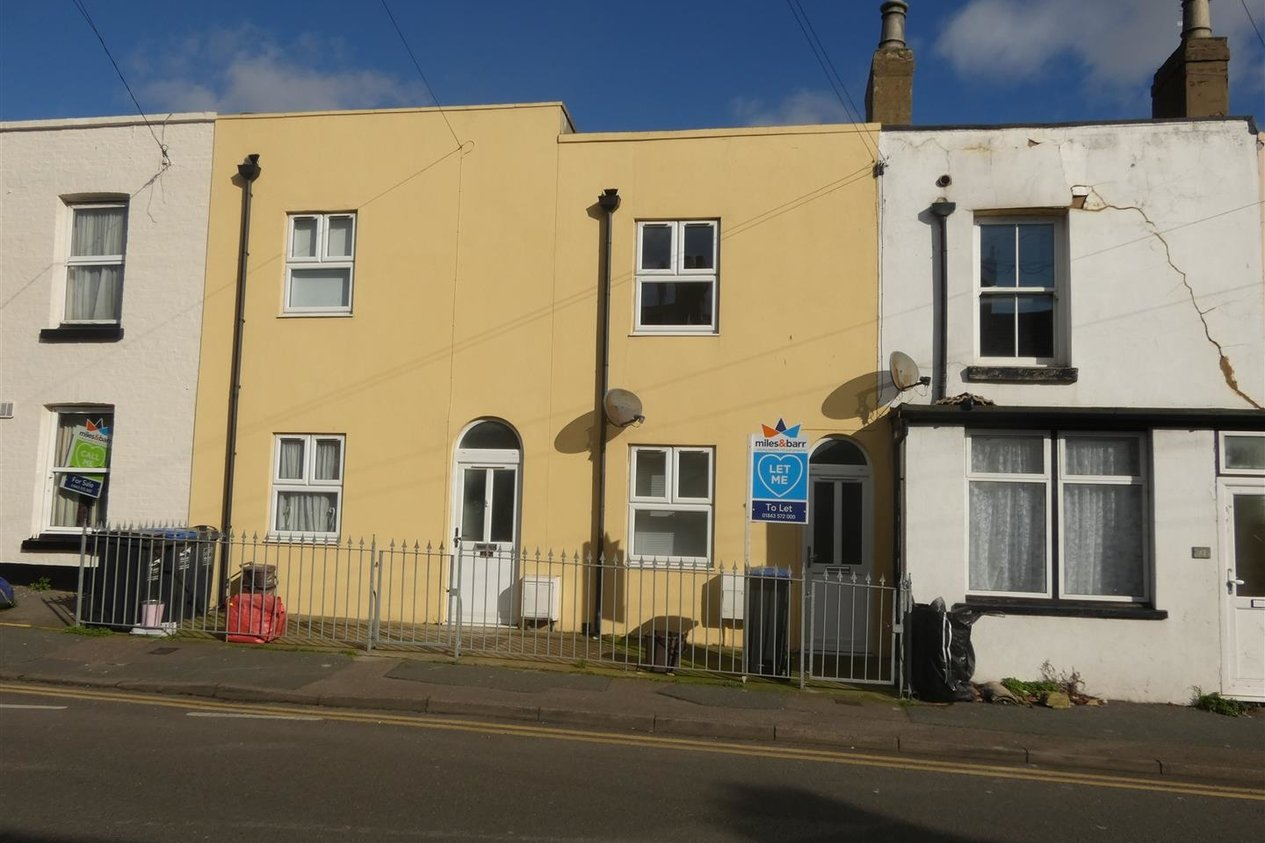 Properties Let Agreed in Boundary Road