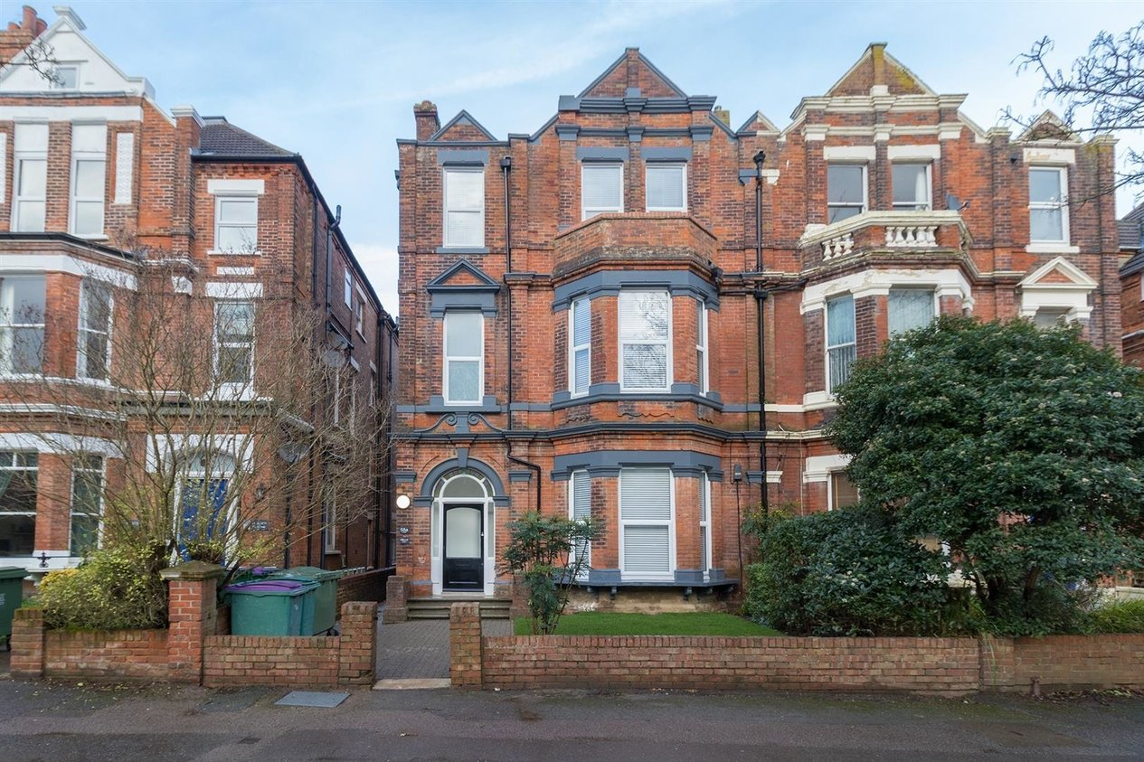 Properties Let Agreed in Bouverie Road West