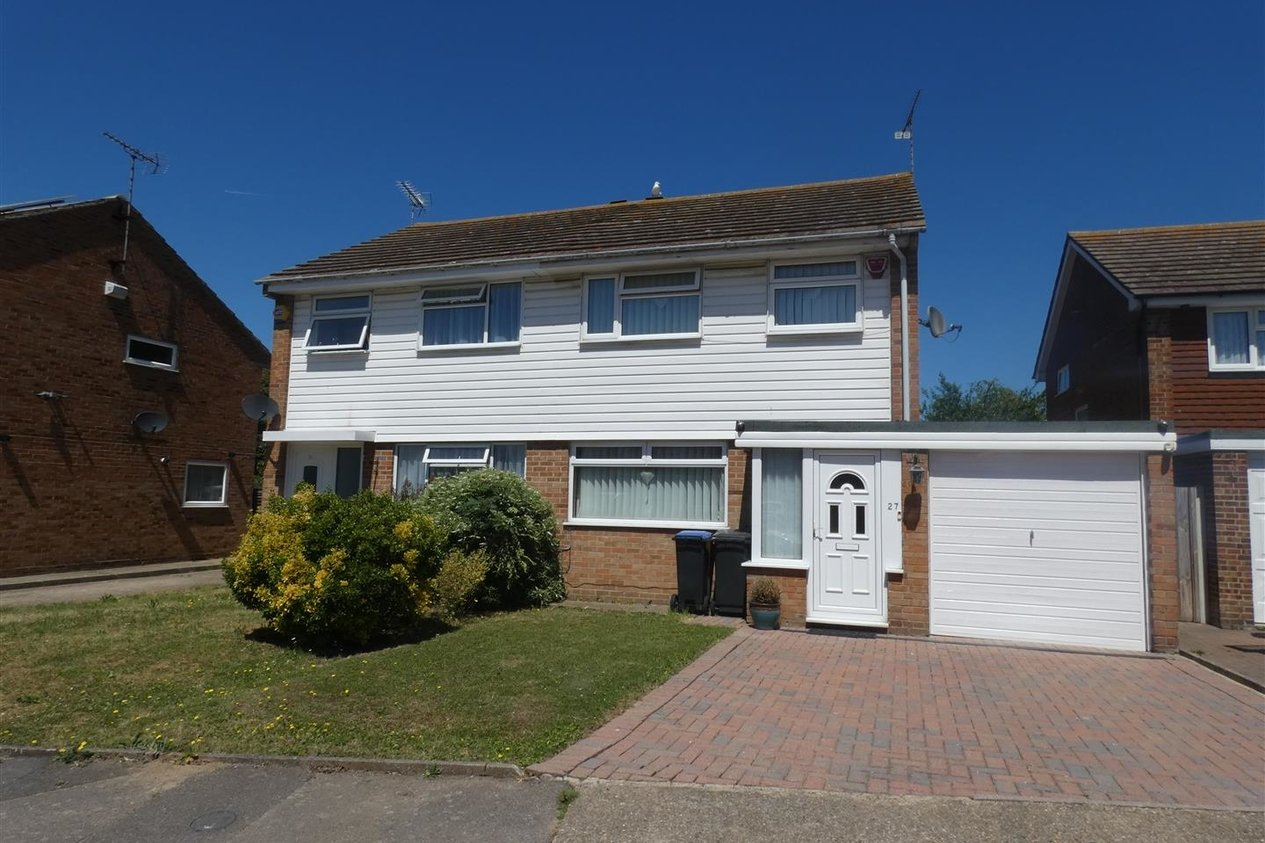 Properties Let Agreed in Beech Drive