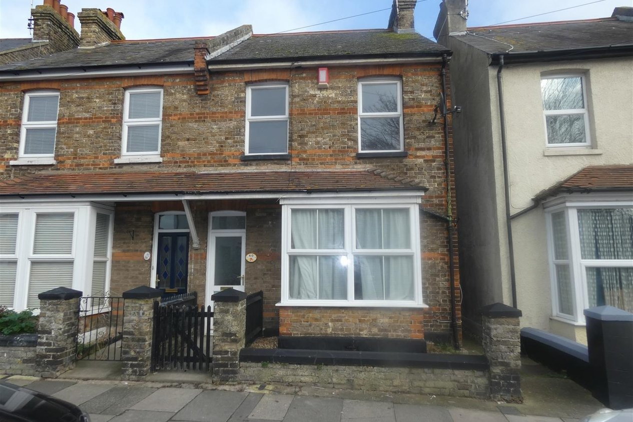 Properties Let Agreed in Albion Road