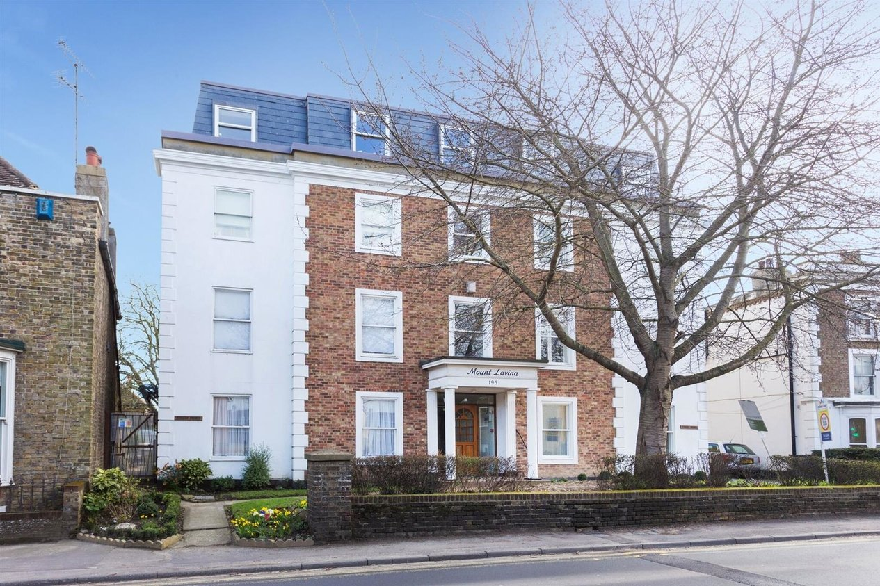 Properties Let Agreed in 195 Canterbury Road
