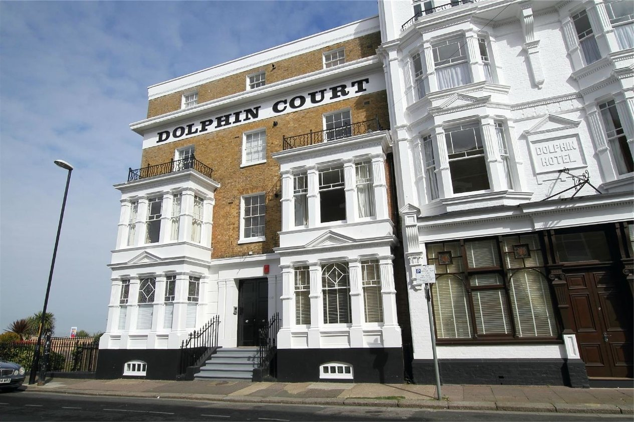 Properties Let Agreed in Dolphin Court 110 Central Parade