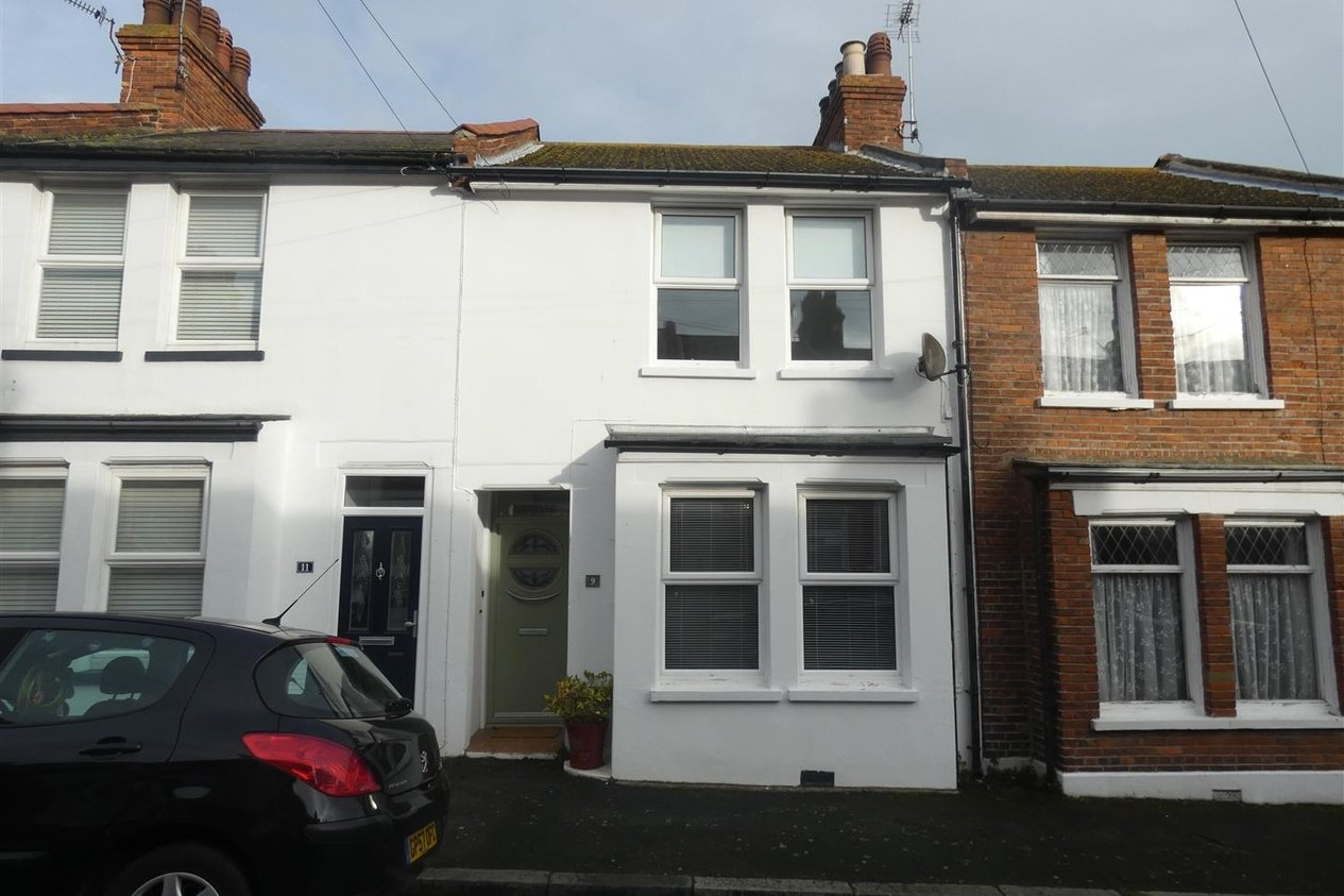 Properties Let Agreed in Chaucer Road