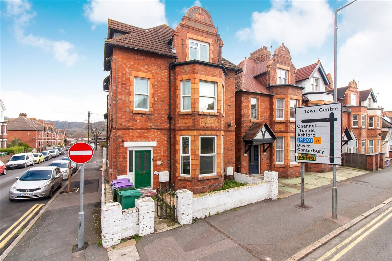 Properties Available Investment Opportunity in Cheriton Road Folkestone