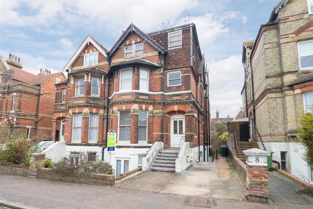 Properties Let Agreed in Christ Church Road