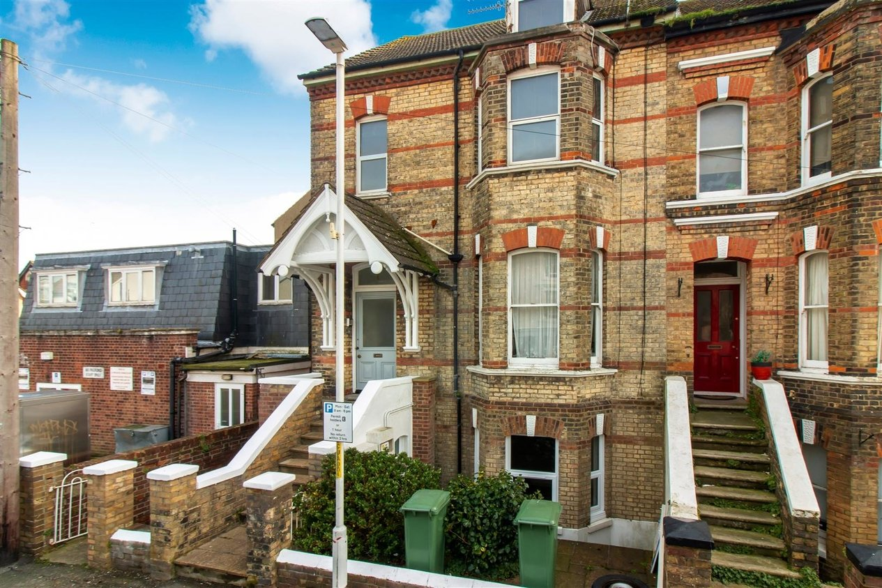 Properties Available Investment Opportunity in 1 Coolinge Road Folkestone