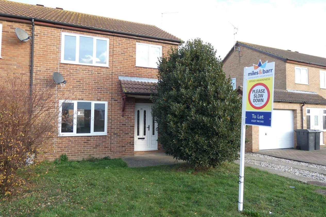 Properties Let Agreed in Cornwall Road