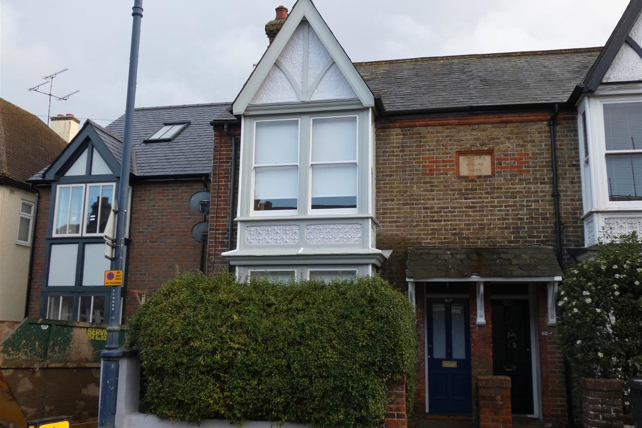 Properties Let Agreed in Cromwell Road