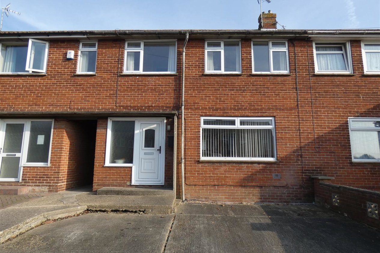 Properties Let Agreed in Cumberland Avenue