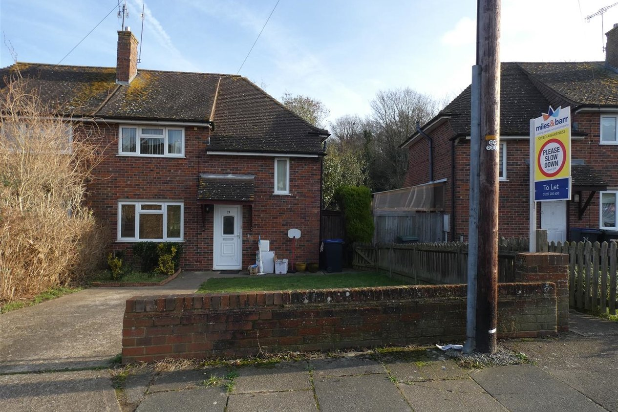 Properties Let Agreed in Dickens Avenue
