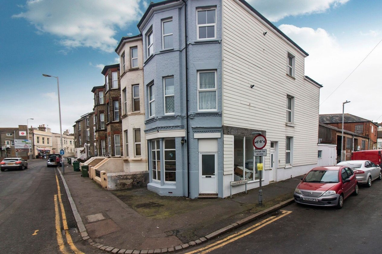 Properties Let Agreed in Dover Road