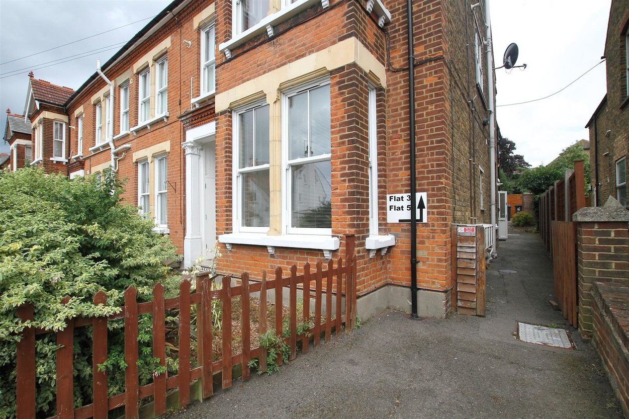 Properties Let Agreed in Downs Park