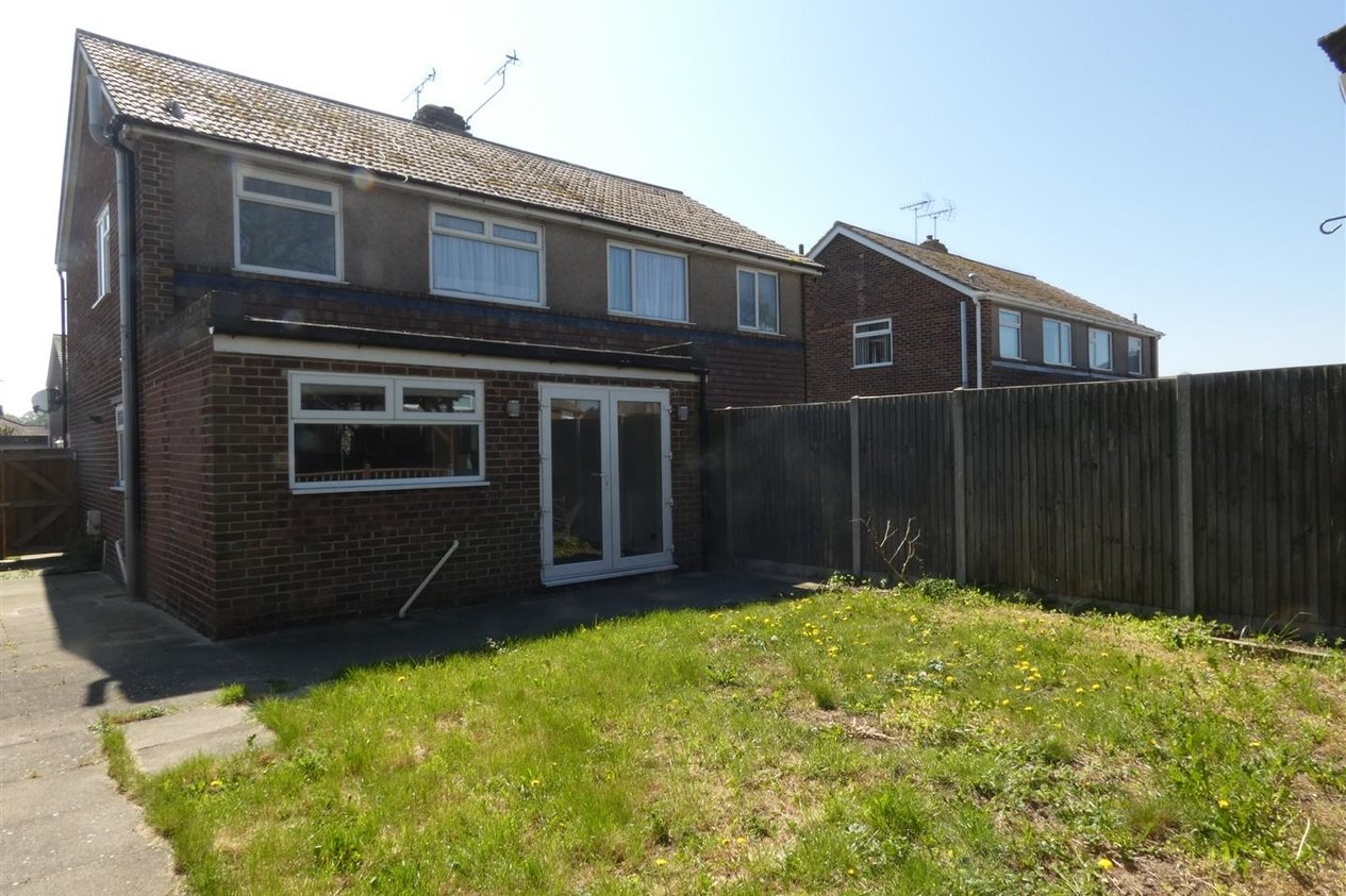 Properties Let Agreed in Alicia Avenue
