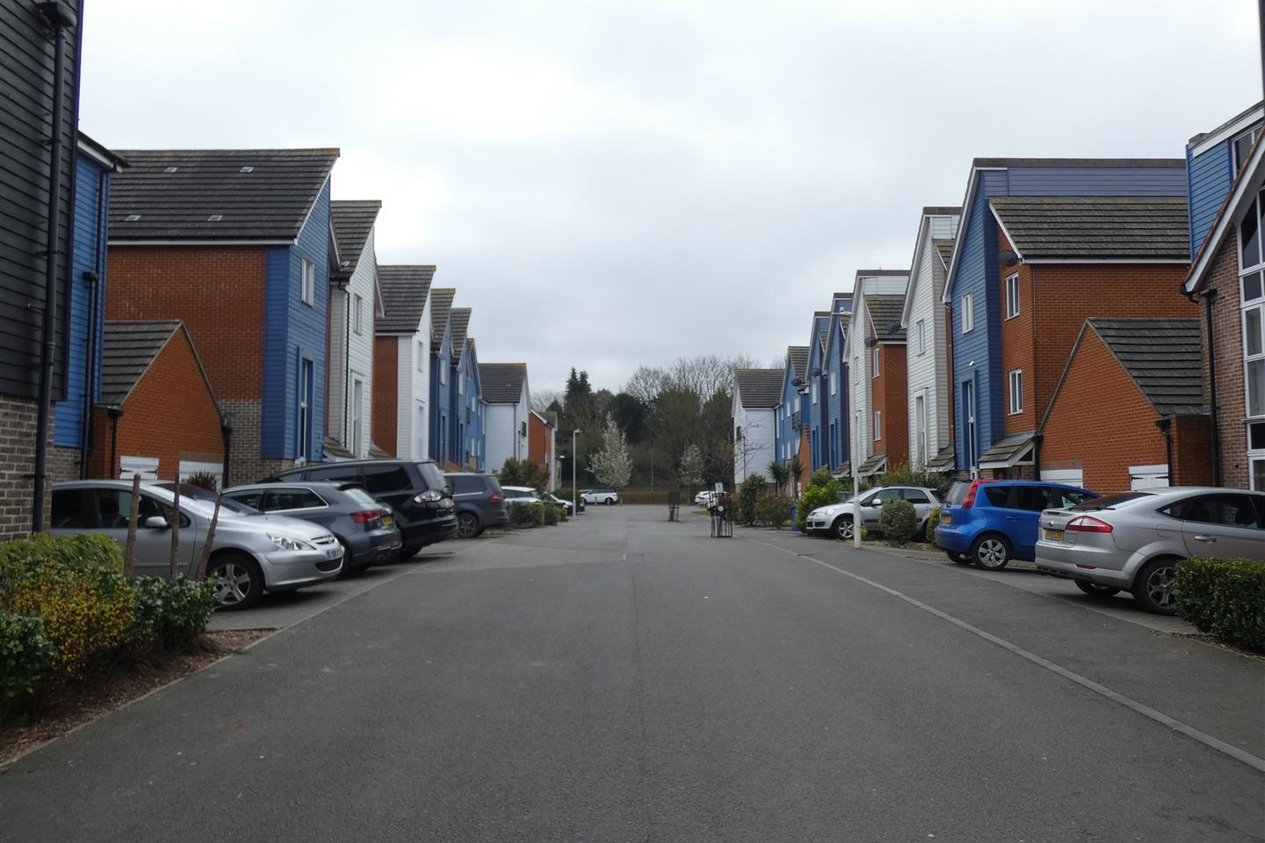 Properties Let Agreed in George Stewart Avenue