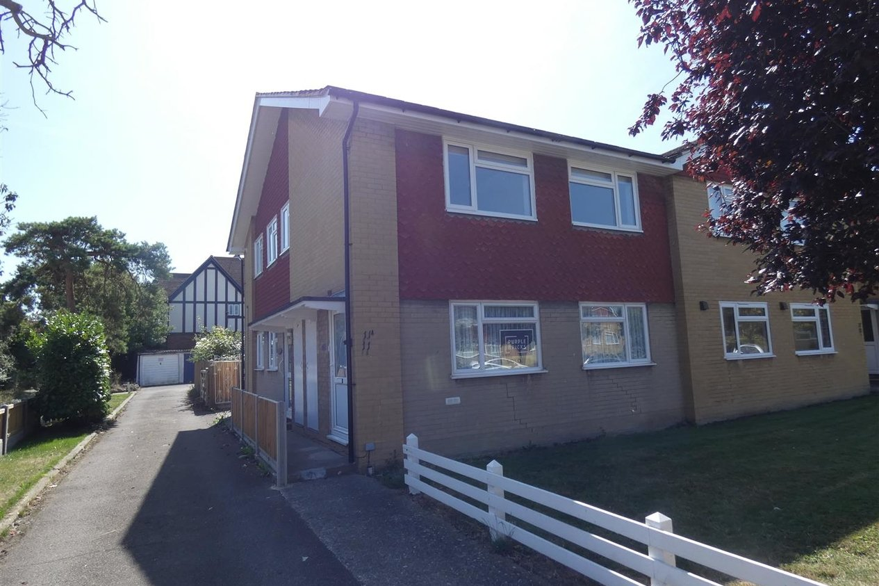 Properties Let Agreed in Glebe Way